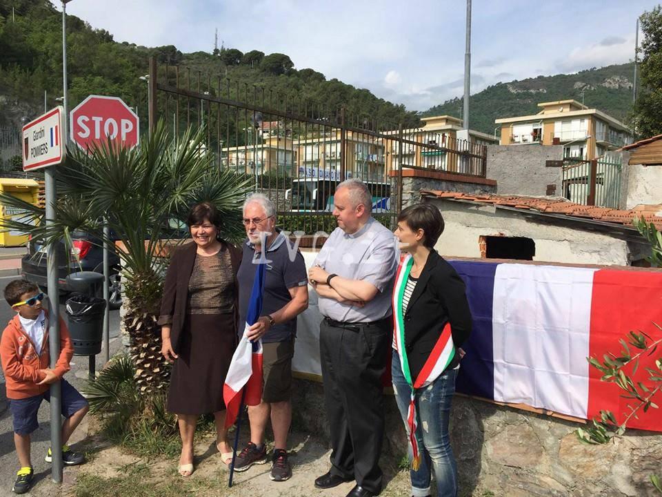 A Toirano le olimpiadi Italia-Francia