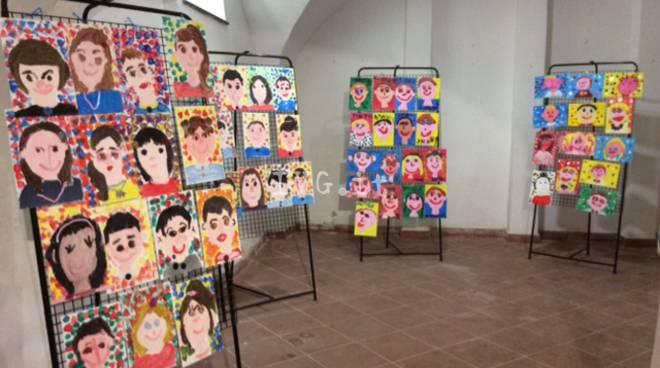 Ad Albenga un progetto di arte figurativa con gli alunni delle scuole