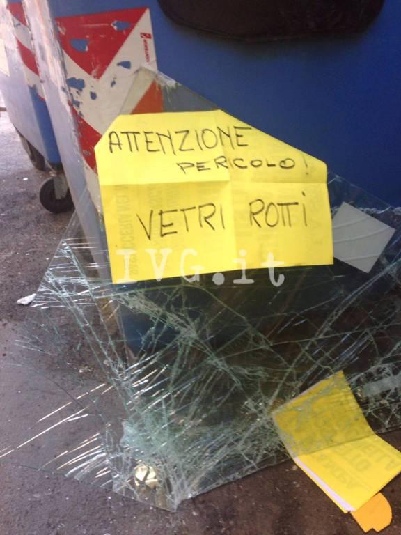 """Albenga, """"spaccata"""" all'edicola di viale Italia"""