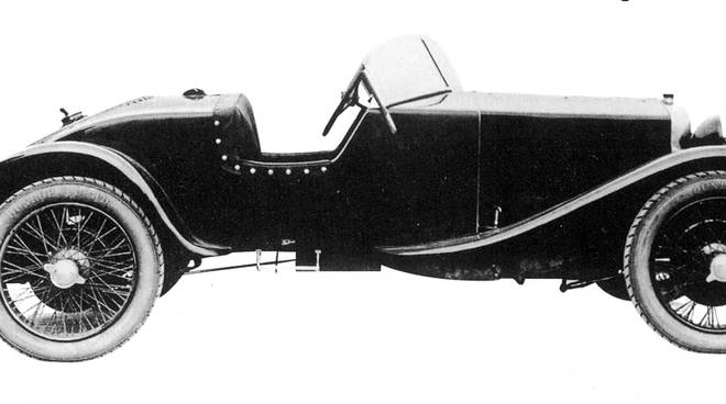auto epoca anni 20 Diatto 4 DS