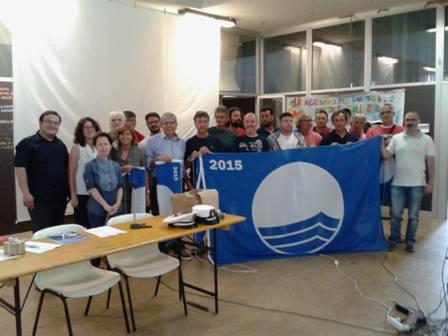 bandiera blu borghetto