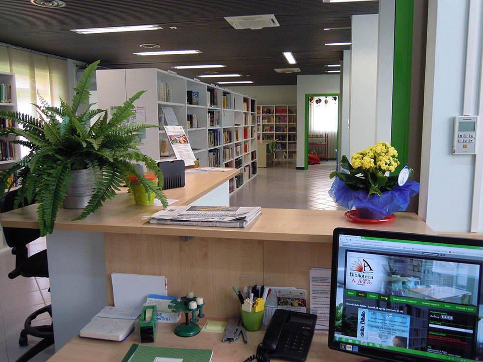 biblioteca aonzo quiliano