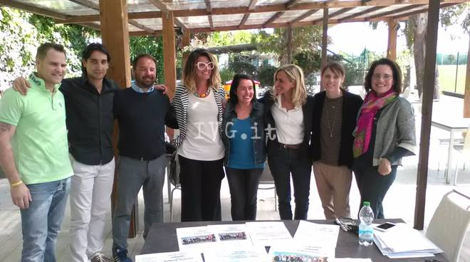 Borgio 2016, la lista di Sonia Garofalo