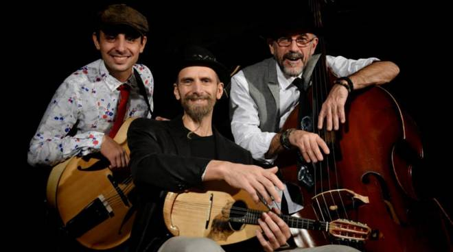 Carlo Aonzo Trio
