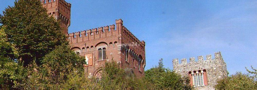 Castello Parodi di San Cipriano a Serra Riccò