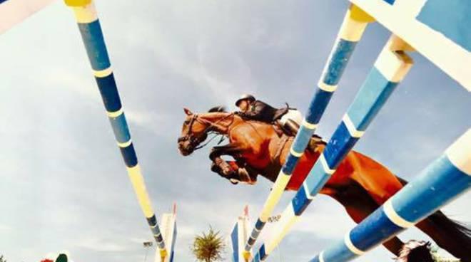Circolo ippico country club di Villanova d'Albenga dressage pony