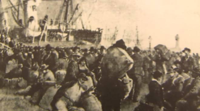 Emigranti primi novecento