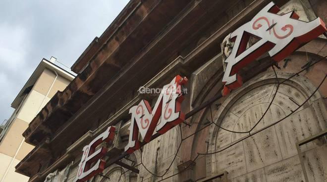 Ex cinema nazionale Molassana