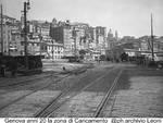 Genova raccontata dall'archivio Leoni