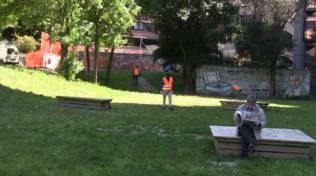 Giardini plastica volontari