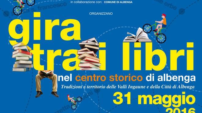"""""""Gira tra i Libri"""" ad Albenga"""