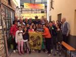 I bimbi di Albenga a lezione di educazione stradale