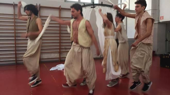 I Coribanti Elena di Troia ovvero La Libertà di Volare