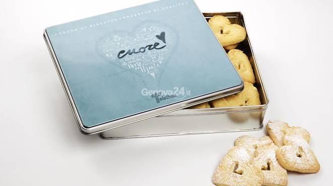 I Cuori di biscotto di Telethon