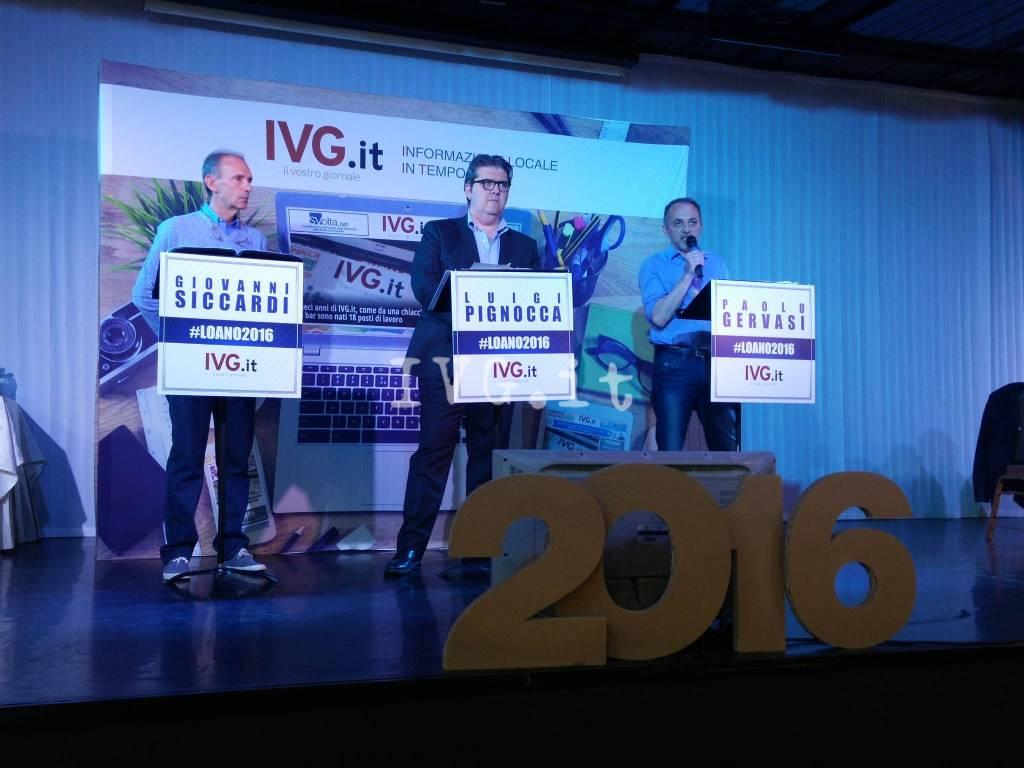 Il dibattito tra i candidati sindaco di Loano