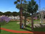 Il nuovo Parco Mandela a Sestri Levante