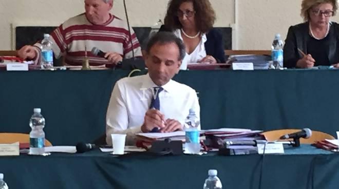 L'ultimo consiglio comunale dell'amministrazione Berruti