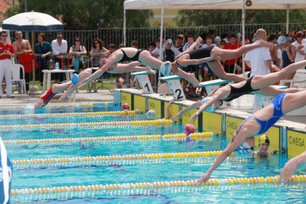 Loano Meeting Nuoto