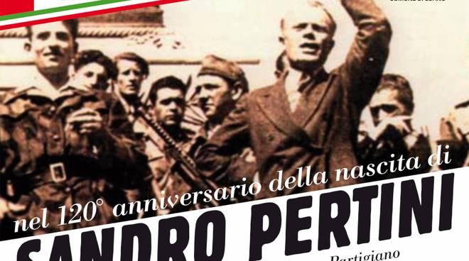 Loano Sandro Pertini – Presidente partigiano