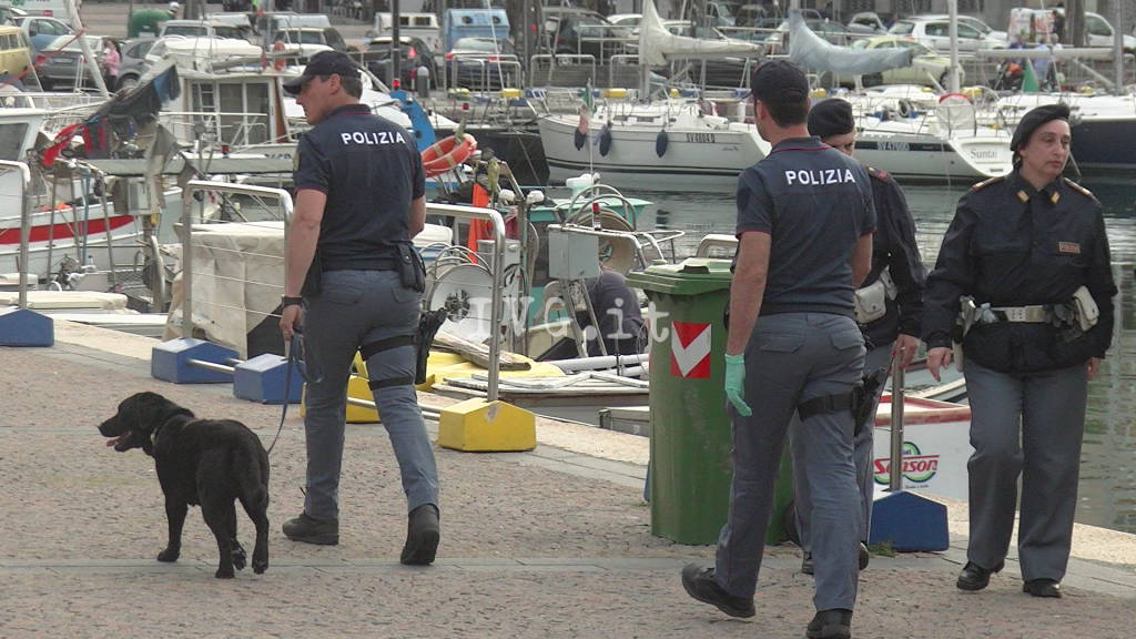 Matteo Salvini torna a Savona per Ilaria Caprioglio