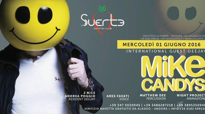 Mike Candys La Suerte