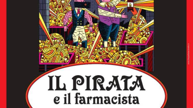 """Mostra itinerante """"Il Pirata e il Farmacista"""" a Borghetto Santo Spirito"""