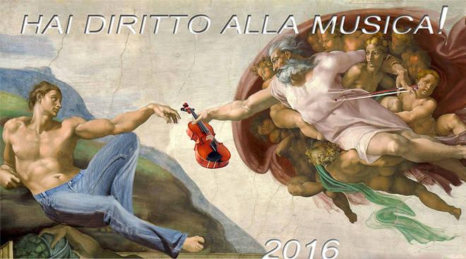 Orchestra Sinfonica di Savona Hai diritto alla musica! 2016