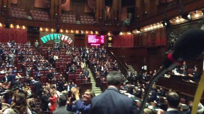 parlamento unioni civili