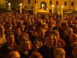piazza Sisto blindata per Matteo salvini