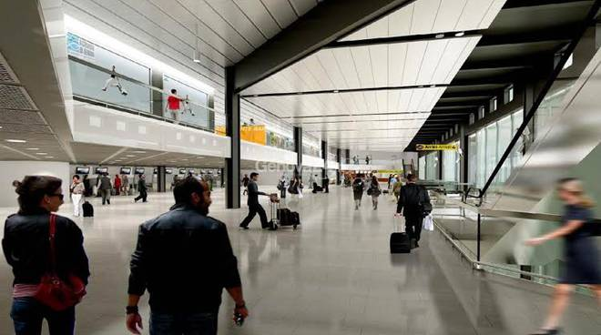 Progetto ampliamento aeroporto di Genova