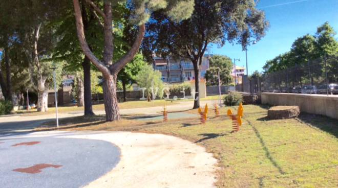 Riapre parco Cotta ad Albenga