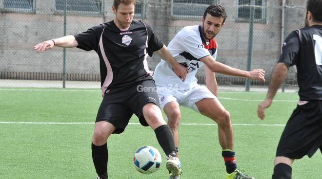 Ronchese - Amici Marassi Play off prima categoria b