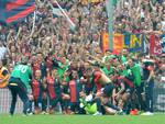 Sampdoria-Genoa Derby della Lanterna