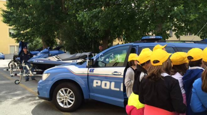 Savona, la festa per i 164 anni della Polizia