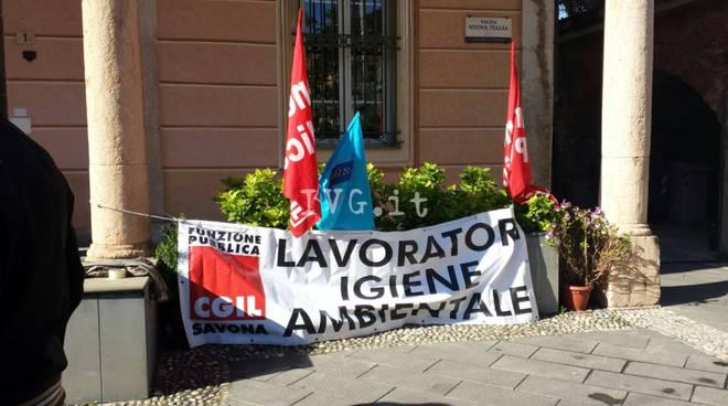 sciopero protesta aimeri