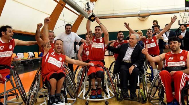 Serie B Trofeo Maglio - Generali BIC Genova alza il trofeo