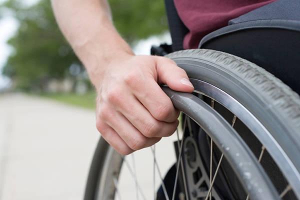 Settimana Nazionale della sclerosi multipla - disabile