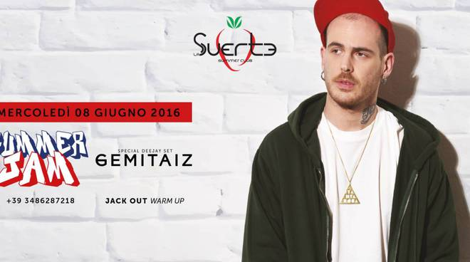 Summer Jam Party La Suerte