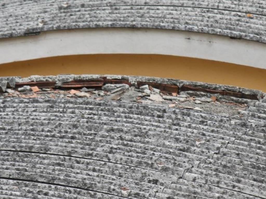 tetto amianto cairo