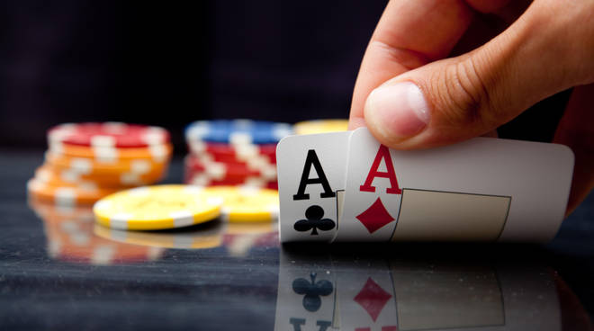 torneo di poker Texas Hold'em a scopo benefico