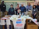 Un sacco di solidarietà: raccolta alimentari della Coop