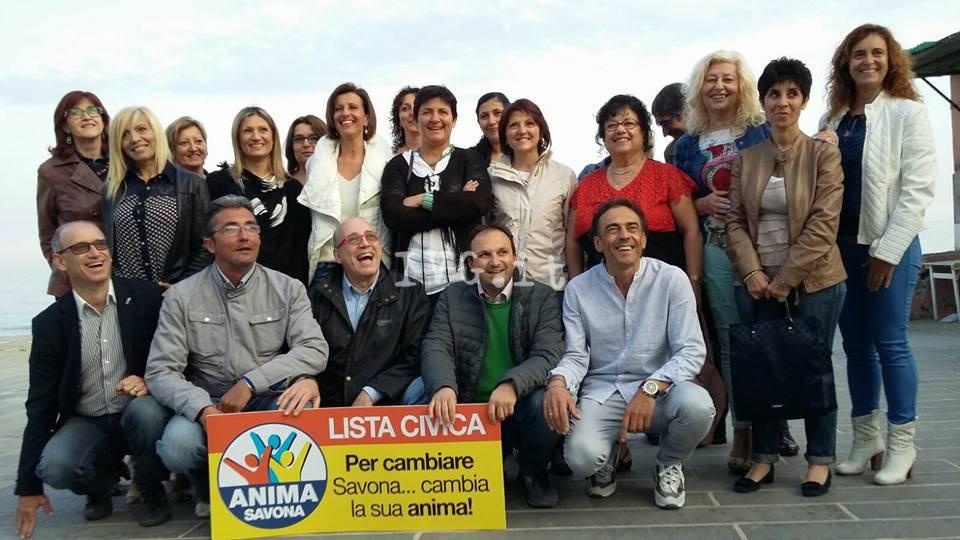 Lista Civica Anima Savona