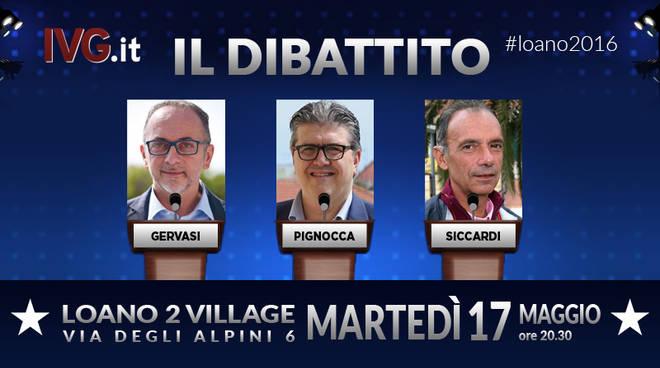 Dibattito Loano IVG.it 2