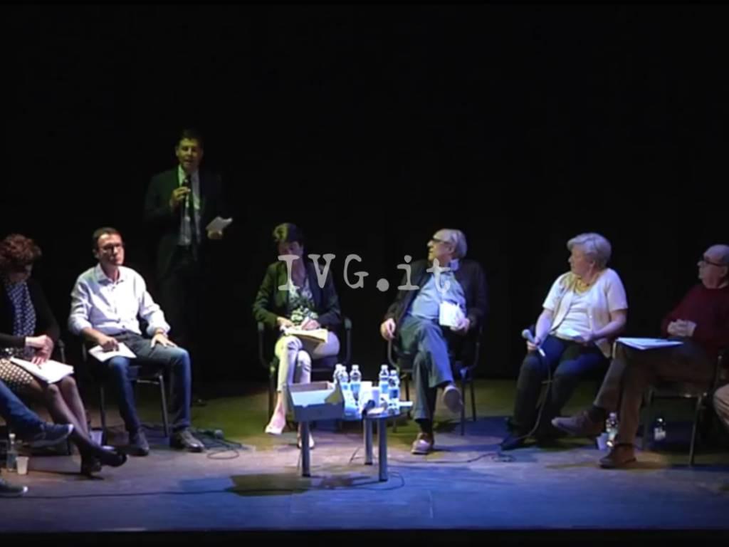 Confronto Candidati Savona Teatro Sacco