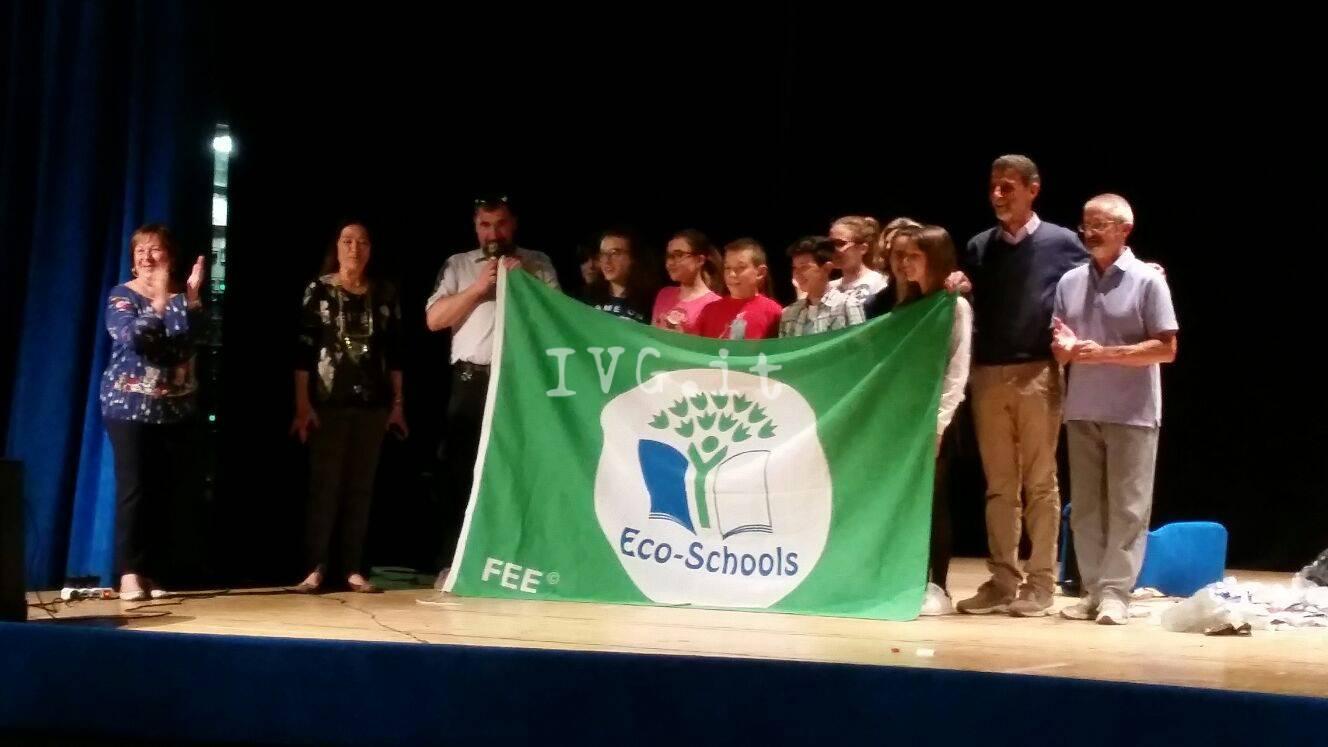 Pietra Ligure Bandiera Verde Eco Schools