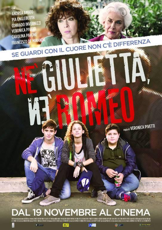 Veronica Pivetti presenta film Né Giulietta né Romeo