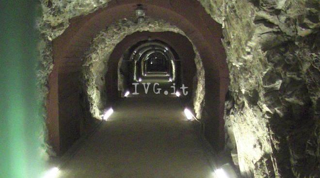 tunnel priamar ostello
