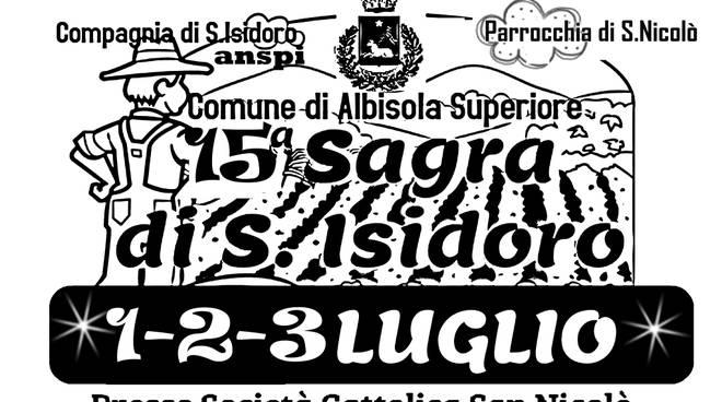 15^ Sagra di S. Isidoro ad Albisola Superiore