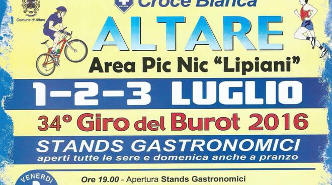 34° Giro Del Burot 2016 Altare