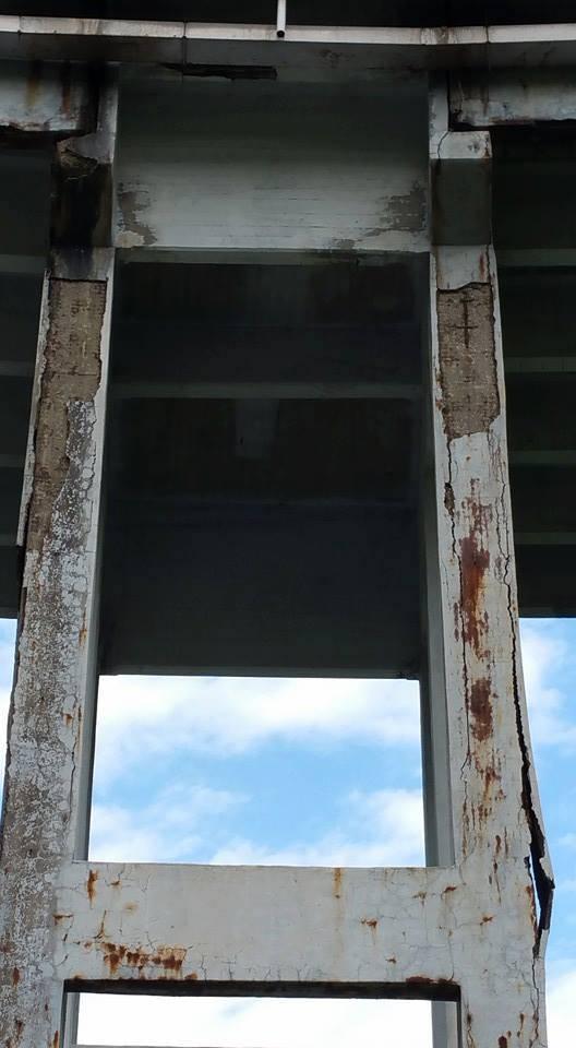 A6, il viadotto tra Altre e Ferrania